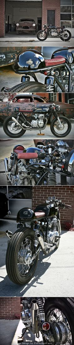 For Motorcycle fans: CB350F by Speed Deluxe