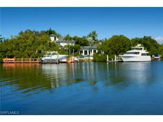 274 Little Harbour Ln, Naples, FL 34102 | waterfront home with boat docks in Little Harbour