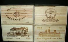 french wooden shipping crates - Google Search