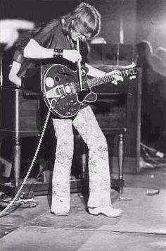 TEN YEARS AFTER 1969 - Woodstock Festival