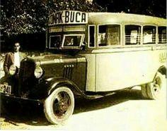 Buca-Konak hattı. 1940'lar ya da 1950'ler.