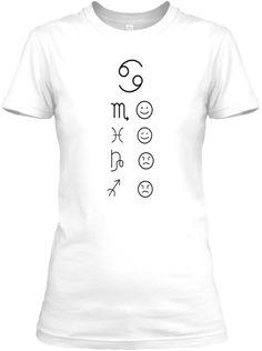 69 M White T-Shirt Front