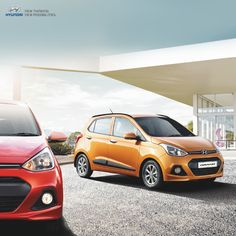 No indoor parking available? No problem. You would be more than overjoyed to flaunt your #Hyundai Grand i10 outdoors for everyone to see!