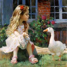 Amazing Oil Paintings By Vladimir Volegov500 x 497 | 74.7 KB | fineartblogger.com