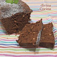 Pastel de chocolate en microondas en 5 minutos Flan, Chocolate World, Sweet Recipes, Microwave, Bakery, Sweet Treats, Deserts, Food And Drink, Cupcakes