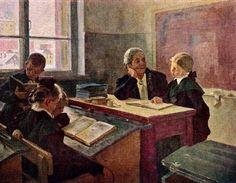 Пускин Д. Дополнительные занятия в школе