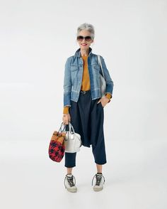 """Unless it's 5 in the morning, I'm wearing red lipstick to the airport."" - Linda Rodin http://www.cntraveler.com/stories/2015-11-10/linda-rodin-packing-tips-and-travel-outfit"