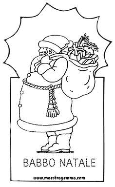 Pregrafismo maestra gemma natale pinterest christmas for Natale maestra gemma