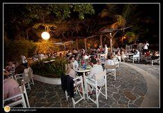 El San Juan Resort & Casino, San Juan, Puerto Rico -outdoor restaurant