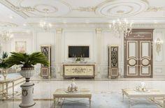 House designs Dubai Luxury Decor, Dubai, Villa, House Design, Interior Design, Mirror, Chic, Roberto Cavalli, Furniture