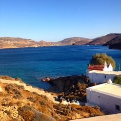 #kikis #wanderlust #mykonos #greece #beautiful #beach #eurotrip14 #picoftheday  (at Agios Sostis)