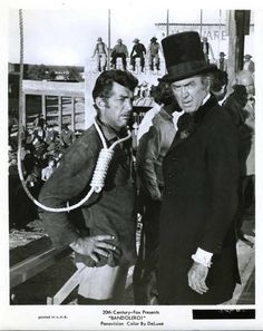 - Posing as a hangman (James Stewart) tries to free his younger outlaw brother (Dean Martin) - Directed by Andrew V. McLaglen - Century-Fox - Publicity Still. Dean Martin, Martin Movie, Martin King, Ginger Rogers, Jean Harlow, Classic Hollywood, Old Hollywood, Hollywood Icons, Hollywood Stars