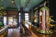 Lion Noir Restaurant and Bar in Amsterdam is a hip place to dine & drink. Lion Noir Restaurant offers French food in a stylish setting. Restaurant Offers, Lion, Bar Lounge, Amsterdam, Netherlands, Gallery, Places, Hospitality, Porches
