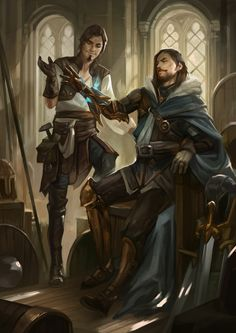 ArtStation - Gear Chapter Cover, Marie Magny