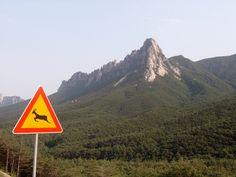 Misiryeong Penetrating Road, Korea | 미시령 관통도로 (울산바위)