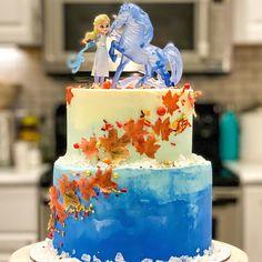50 Drool-Worthy Frozen-Inspired Cakes That Look Too Good to Eat Disney Frozen Birthday Cake Ideas . Disney Frozen Party, Frozen Themed Birthday Party, 4th Birthday Parties, Birthday Celebration, 5th Birthday, Geek Birthday, Carnival Birthday, Frozen Theme Cake, Turtle Birthday