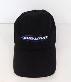 42c6b5ea0dddb BUD LIGHT Logo 2003 Anheuser Busch Beer Adjustable HAT Black Golf Cap   fashion  clothing  shoes  accessories  mensaccessories  hats (ebay link)