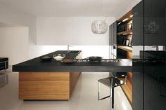 Estilos de cocinas. Cocina moderna
