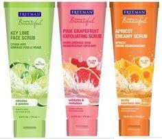 Freeman Beauty Facial Scrubs Oily Face, Face Skin, Facial Scrubs, Facial Masks, Face Care, Body Care, My Beauty, Beauty Makeup, Exfoliating Scrub
