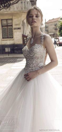 Wedding Dress - Noya by Riki Dalal Bridal 2018 Shakespeare Collection #weddingdress #bridalgown #bridal #bride #wedding