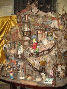 Arte del presepe Napoletano   #TuscanyAgriturismoGiratola