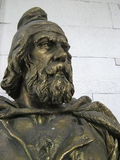 Bronze portrait of an ancient Dacian photographed at the National Military Museum, Buchareșt, Romania by Cristian Peter Marinescu-Ivan © 2009 Romanian People, Caucasian Race, Romanian Language, Sea Peoples, Carpathian Mountains, Ancient Civilizations, Mythology, Fairy Tales, Medieval