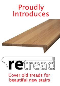 retread stairs