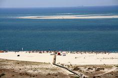 Troia Mar beach at Troia Peninsula - WINE & LIFESTYLE REPORT