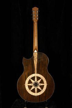 Nautical Custom Guitar   McPherson Guitars