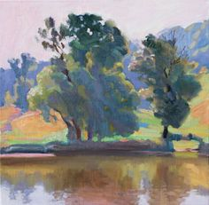 Lena Kurovska. Impressionist Artist. Still lifes, Landscapes.
