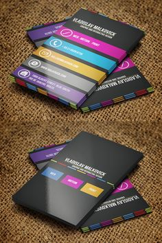 Designer Business Card 2