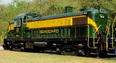 (RS3).  Seaboard R.R.  #1633  ALCO(AAR)  B-B  1600 H.P. Built 1950-53