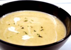 Padlizsánkrémleves | Nor receptje - Cookpad receptek Soup Recipes, Cake Recipes, Healthy Recipes, Eclair, Eat Pray Love, Soups And Stews, Cheeseburger Chowder, Food Porn, Food And Drink