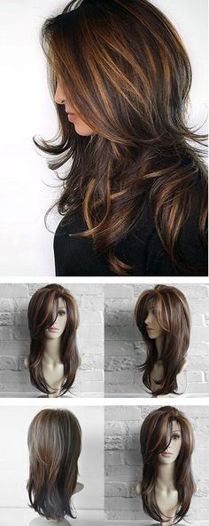 hair style girl short hairstyles for round faces haircuts for women long hair men prom hairstyles updos hairstyles for medium length hair hair round face 50 Amazing Long Hairstyles & Cuts 2020 - Easy Layered Long Hairstyles Short Hair Styles For Round Faces, Hairstyles For Round Faces, Hairstyles With Bangs, Cool Hairstyles, Wedding Hairstyles, Hair Styles Long Layers, Long Hair Haircuts, Long Hair Short Layers, Long Hair Styles Straight