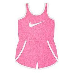 Toddler Girl Nike Dri-FIT Sport Romper