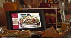 restaurant touchscreen - Google zoeken