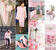 Pastel pink - suitable for delicate summer, real summer, clean winter, real winter. Perhaps for delicate spring.