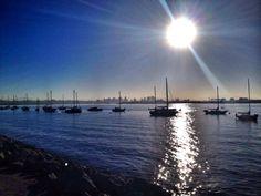 Good morning San Diego! — at Shelter Island, San Diego, CA