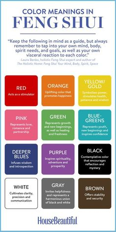 How to Choose the Perfect Color — The Feng Shui Way
