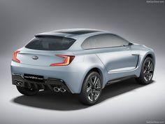 future, future cars, concept vehicle, Subaru, Viziv Concept, future-generation crossover, sports car, future crossover, futuristic