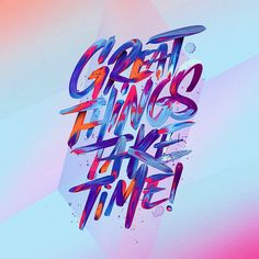 35 Remarkable Lettering and Typography Designs for Inspiration - 8 #calligraphy #goodtype #graphicdesign #handlettering #handmadefont #letteringdesign #letteringlove #positivevibes #thedailytype #typedesign #typespire #typographyinspired