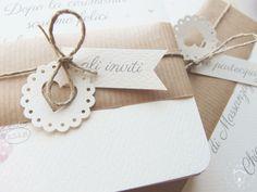 Partecipazioni per una sposa ❤️