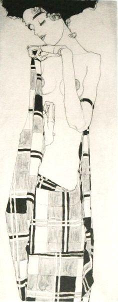 Egon Schiele                                                                                                                                                                                 Plus