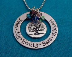 Hey, I found this really awesome Etsy listing at https://www.etsy.com/listing/112770119/hand-stamped-necklace-personalized