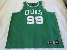NBA- Boston Celtics Personalized Throwback #99 JOSH Jersey By Adidas Mens(48) #Adidas #BostonCeltics
