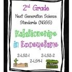 This is a Science unit I created using the 2nd Grade Next Generation Science Standards for Relationships in Ecosystems. Included are several activi...