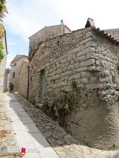 Le bianche vie di #Aggius #Sardegna