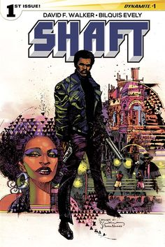 Review - Shaft #1Gets Everything Right!