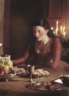 Natalie Dormer portrayed my heroine beautifully. Loved the TV series The Tudors. Fascinating period in history.