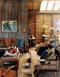 Modern Rustic Living Room Ideas | Ideen Zum Streichen Wohnzimmer |  Pinterest | Rustic Contemporary, Living Rooms And Room